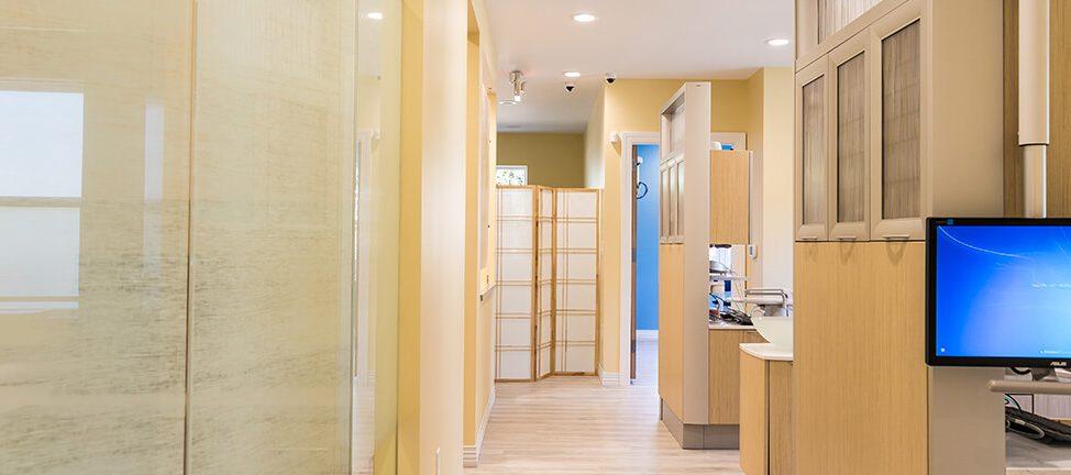 Springs Village Dentistry exam rooms
